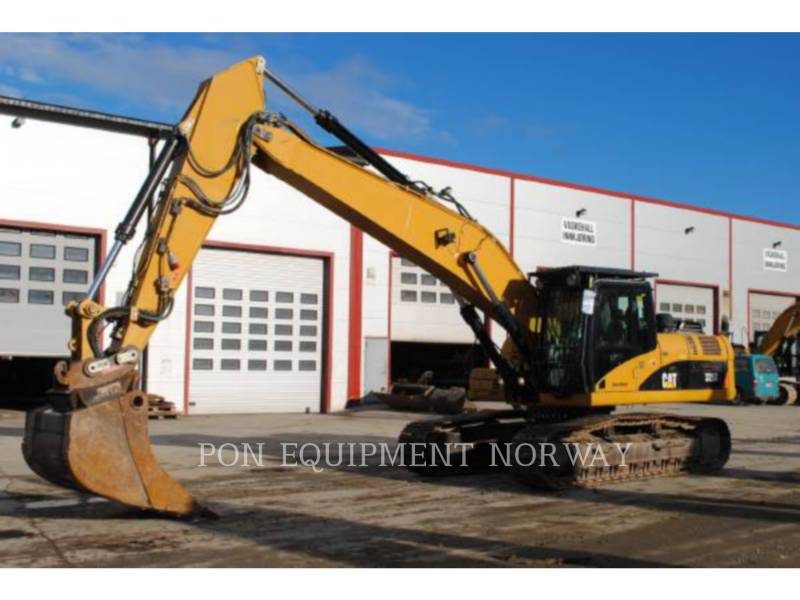 CATERPILLAR KETTEN-HYDRAULIKBAGGER 325DL HD equipment  photo 3