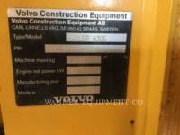 VOLVO CONSTRUCTION EQUIPMENT KNICKGELENKTE MULDENKIPPER A30G equipment  photo 5