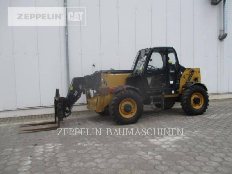 CATERPILLAR TELESKOPSTAPLER TH417C equipment  photo 7