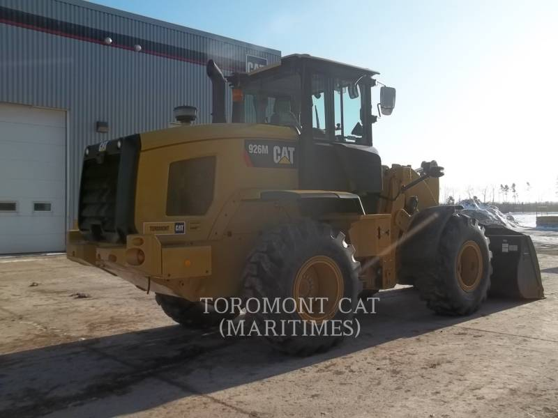 CATERPILLAR WHEEL LOADERS/INTEGRATED TOOLCARRIERS 926 M equipment  photo 7