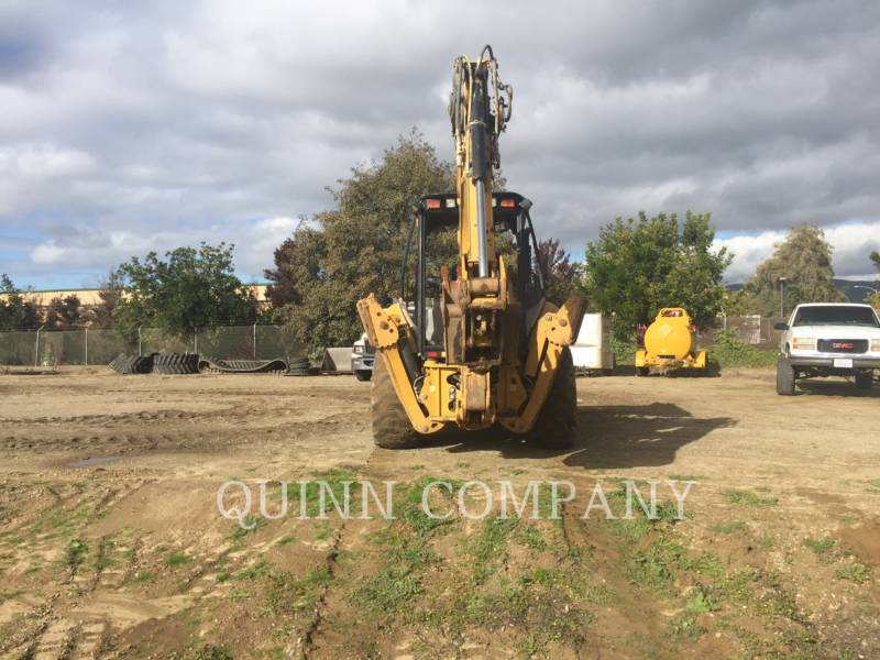 CATERPILLAR BACKHOE LOADERS 420FST equipment  photo 5