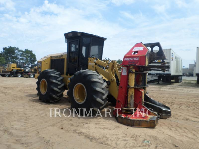 CATERPILLAR FORESTAL - TALADORES APILADORES 553 equipment  photo 4