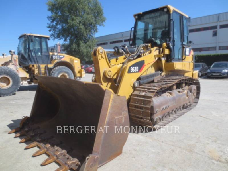 CATERPILLAR 履帯式ローダ 963D equipment  photo 3