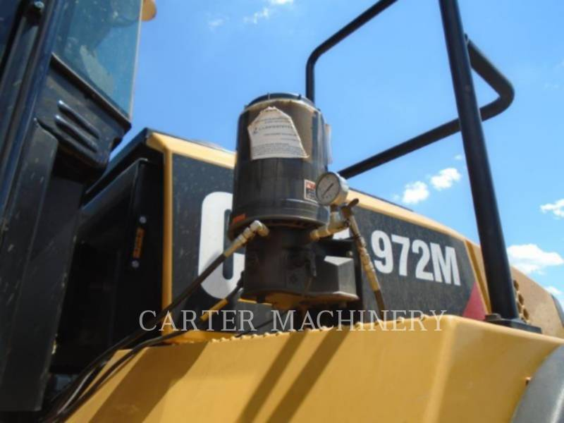 CATERPILLAR CHARGEURS SUR PNEUS MINES 972M equipment  photo 3