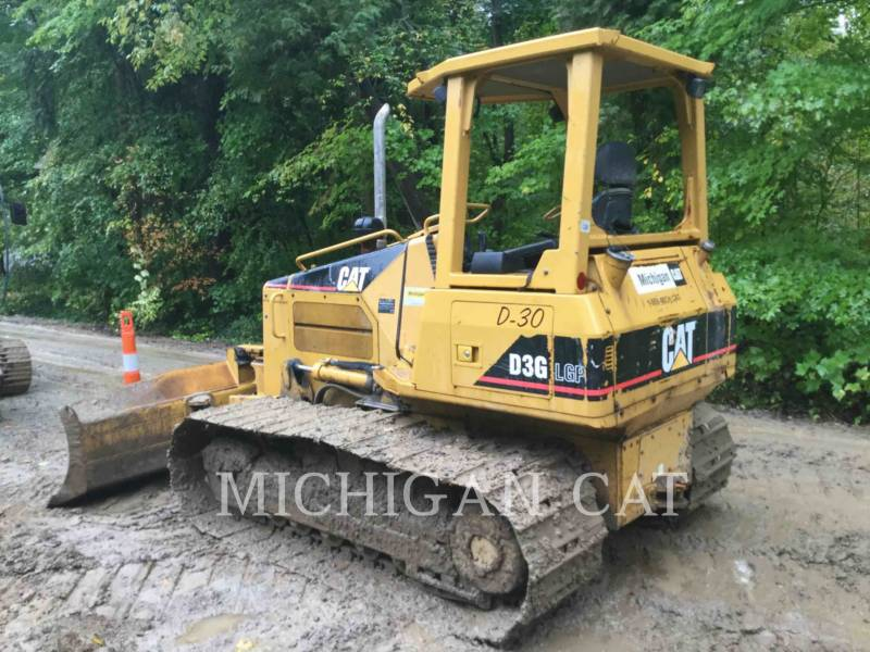CATERPILLAR TRACTORES DE CADENAS D3GLGP equipment  photo 3