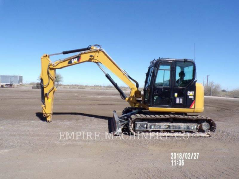 CATERPILLAR PELLES SUR CHAINES 308E2 SB equipment  photo 15