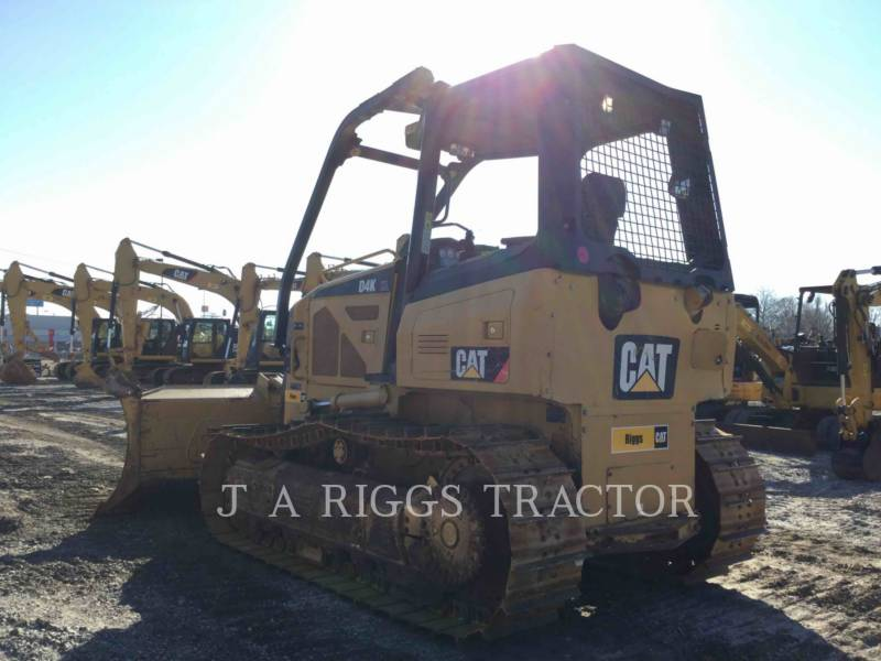 CATERPILLAR KETTENDOZER D4KXL equipment  photo 4