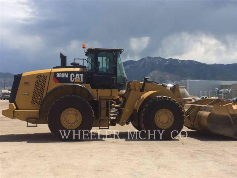 CATERPILLAR RADLADER/INDUSTRIE-RADLADER 980M AOC equipment  photo 4