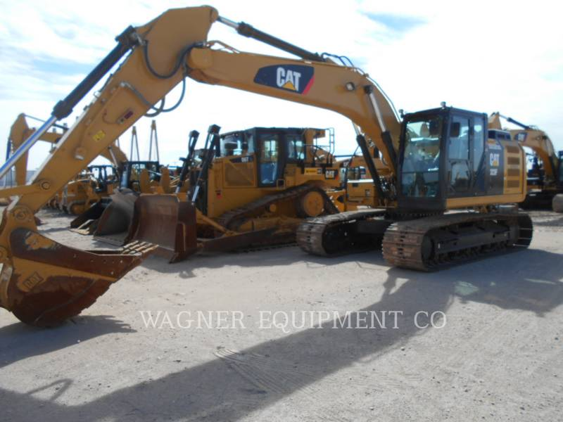 CATERPILLAR KETTEN-HYDRAULIKBAGGER 323FL TC equipment  photo 1