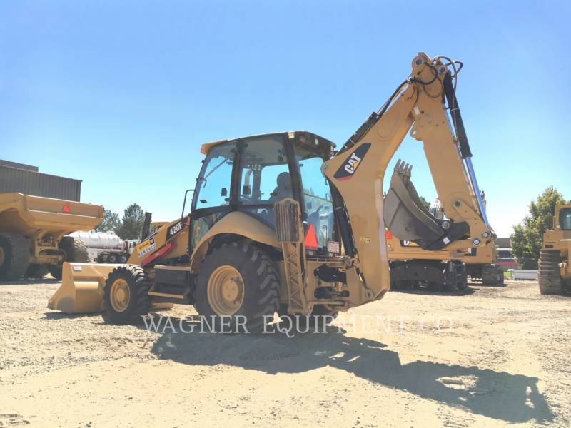 CATERPILLAR バックホーローダ 420F 4WDE equipment  photo 2