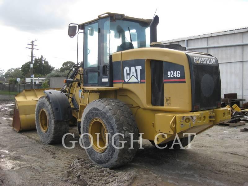 CATERPILLAR RADLADER/INDUSTRIE-RADLADER 924G equipment  photo 4