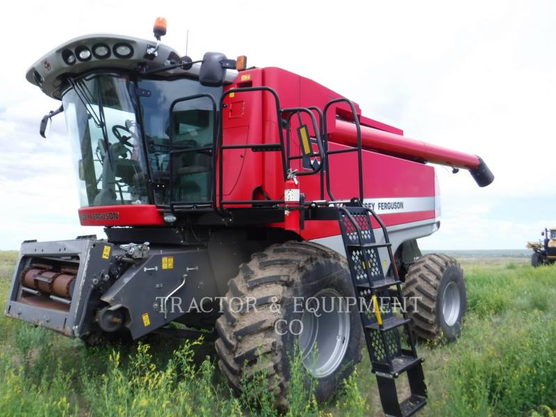 MASSEY FERGUSON COMBINES 9795 equipment  photo 1