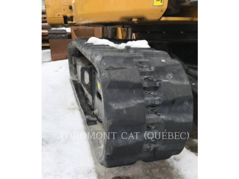 CATERPILLAR KETTEN-HYDRAULIKBAGGER 303 E CR equipment  photo 10