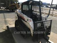 Equipment photo BOBCAT BOB T550 MINIÎNCĂRCĂTOARE RIGIDE MULTIFUNCŢIONALE 1