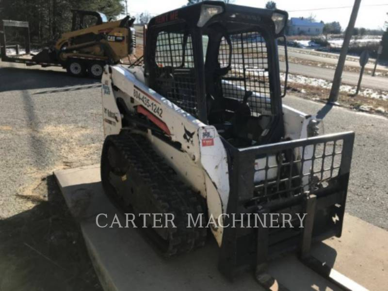 BOBCAT KOMPAKTLADER BOB T550 equipment  photo 1