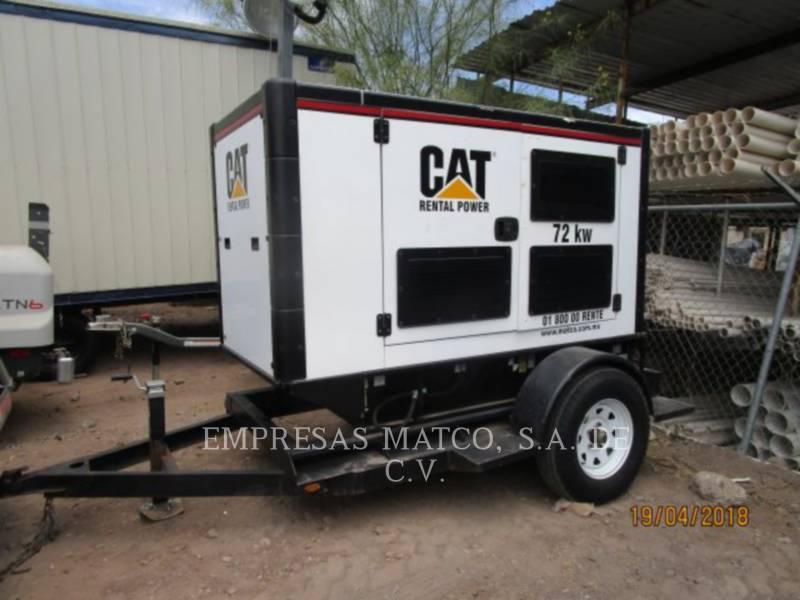 OLYMPIAN CAT GRUPPI ELETTROGENI MOBILI DE88 equipment  photo 1