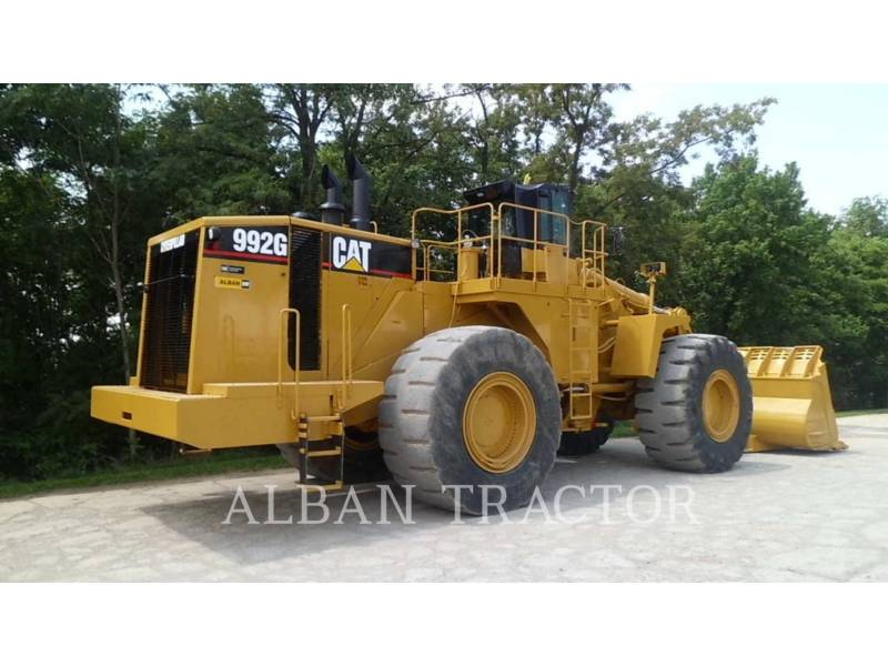 CATERPILLAR CARGADORES DE RUEDAS 992G equipment  photo 10