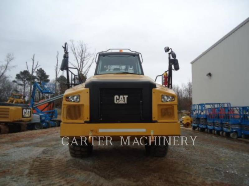 CATERPILLAR KNICKGELENKTE MULDENKIPPER 735C TG equipment  photo 7