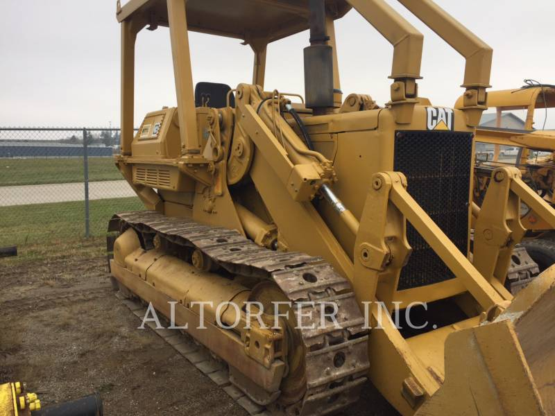 CATERPILLAR TRACK LOADERS 977L equipment  photo 2