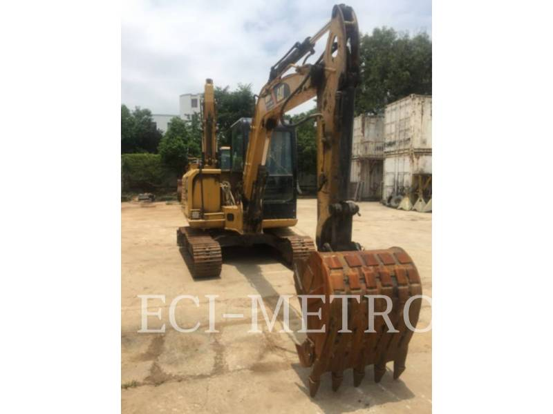 CATERPILLAR TRACK EXCAVATORS 306 E equipment  photo 2