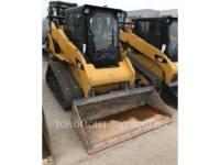 CATERPILLAR PALE CINGOLATE MULTI TERRAIN 257B3 equipment  photo 5