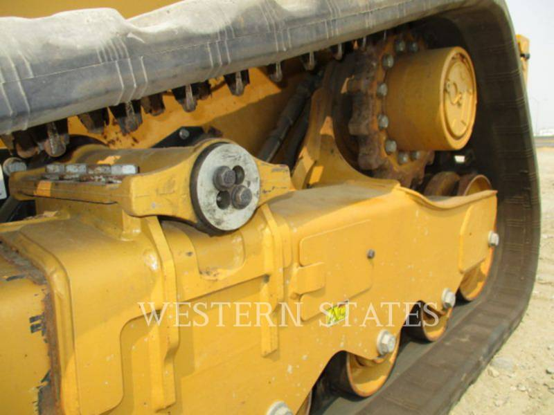 CATERPILLAR UNIWERSALNE ŁADOWARKI 259D equipment  photo 12