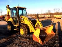 Equipment photo CATERPILLAR 420 F BACKHOE LOADERS 1