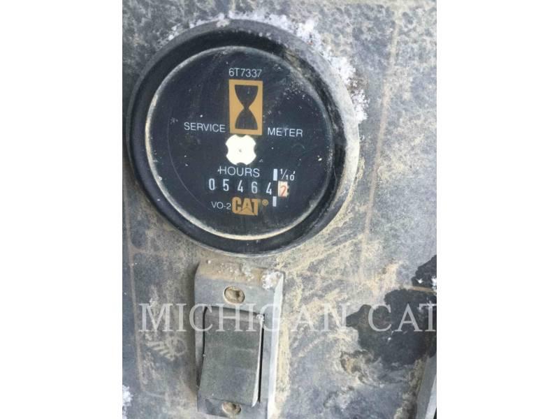 CATERPILLAR TRACK TYPE TRACTORS D3CIIIXL equipment  photo 6