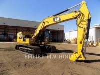 CATERPILLAR KETTEN-HYDRAULIKBAGGER 323-07 equipment  photo 1