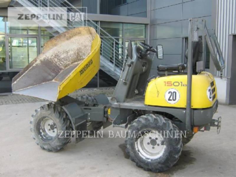 WACKER CORPORATION OFF HIGHWAY TRUCKS 1501 equipment  photo 4