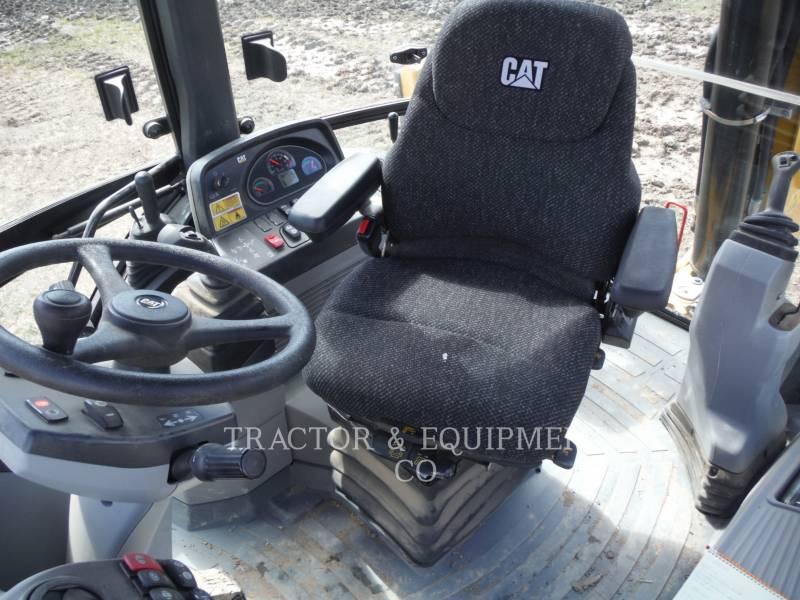 CATERPILLAR BACKHOE LOADERS 420F 4ETCB equipment  photo 6