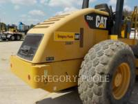 CATERPILLAR EINZELVIBRATIONSWALZE, GLATTBANDAGE CS-54 equipment  photo 14