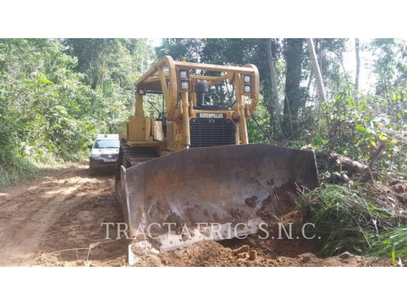 CATERPILLAR TRACTORES DE CADENAS D7RIIXR equipment  photo 2
