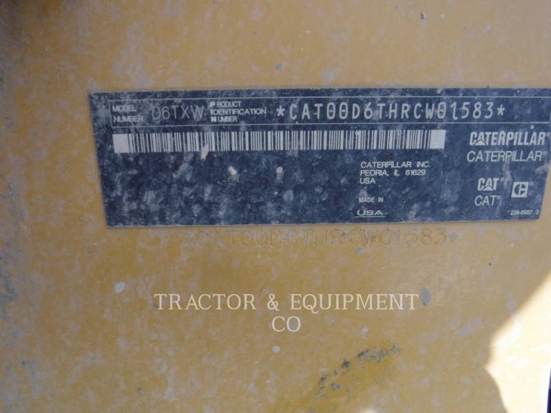 CATERPILLAR TRACTEURS SUR CHAINES D6T XWVPAT equipment  photo 2