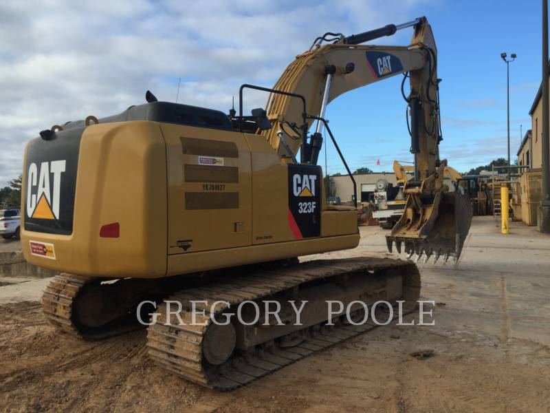 CATERPILLAR EXCAVADORAS DE CADENAS 323F L equipment  photo 3