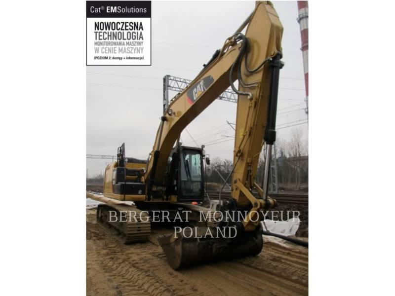 CATERPILLAR PELLES SUR CHAINES 320 E L equipment  photo 1