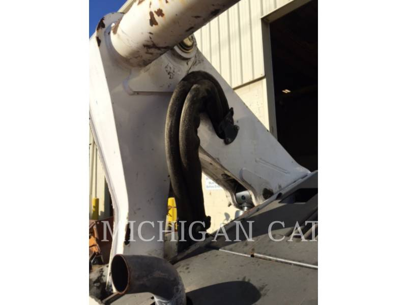 BOBCAT CHARGEURS COMPACTS RIGIDES S850 equipment  photo 9