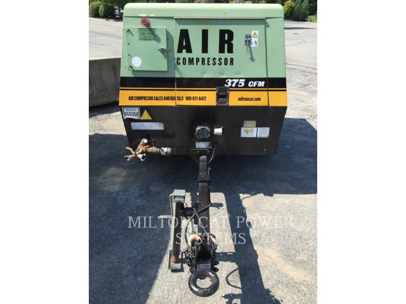 SULLAIR AIR COMPRESSOR (OBS) 375H equipment  photo 4