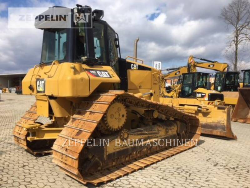 CATERPILLAR TRACTORES DE CADENAS D6NMP equipment  photo 19