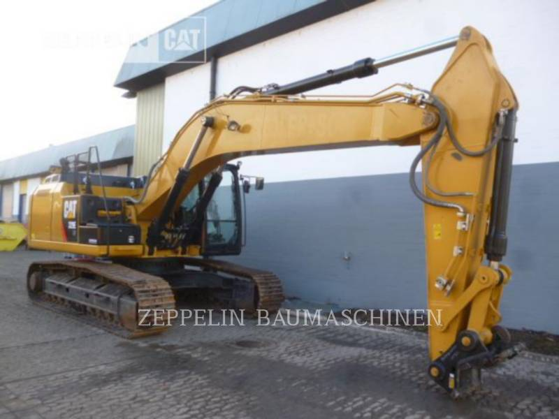 CATERPILLAR ESCAVADEIRAS 329ELN equipment  photo 3