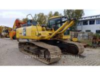 KOMATSU LTD. KETTEN-HYDRAULIKBAGGER PC340NLC equipment  photo 2