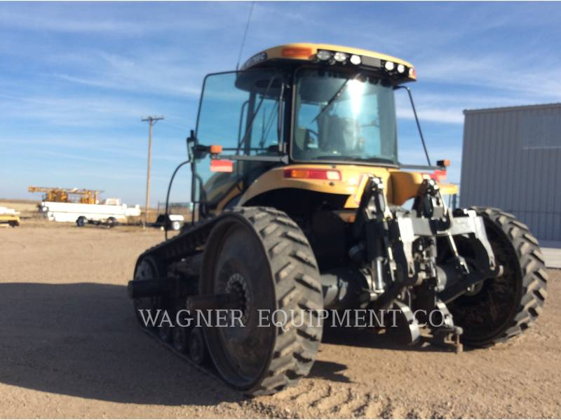 AGCO 農業用トラクタ MT765C-UW equipment  photo 4