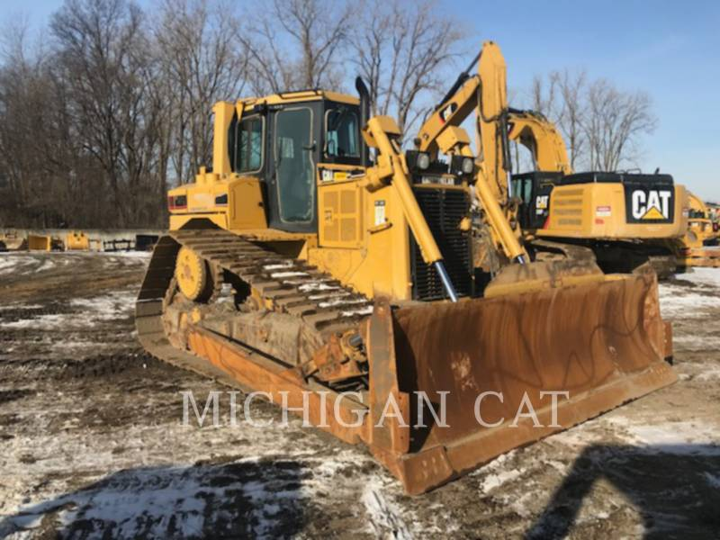 CATERPILLAR TRACK TYPE TRACTORS D6RIIILGP equipment  photo 1