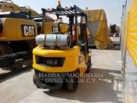 CATERPILLAR LIFT TRUCKS EMPILHADEIRAS 2P5000 equipment  photo 6