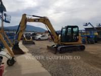 CATERPILLAR TRACK EXCAVATORS 308E2CR SB equipment  photo 1