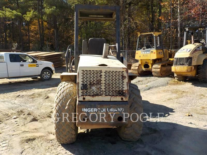 INGERSOLL-RAND VIBRATORY SINGLE DRUM PAD SD-70D PRO-PAC equipment  photo 13
