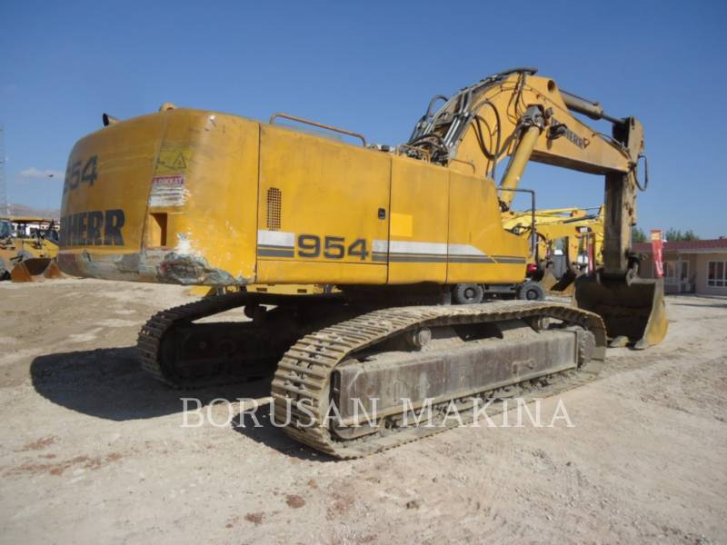 LIEBHERR MINING SHOVEL / EXCAVATOR R954C equipment  photo 4