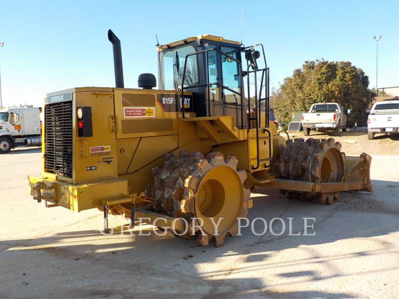 CATERPILLAR WHEEL DOZERS 815F II equipment  photo 1