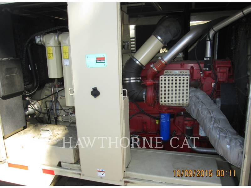 DOOSAN INFRACORE AMERICA CORP. COMPRESSEUR A AIR (OBS) HP1600WCU-FX-T3 equipment  photo 2
