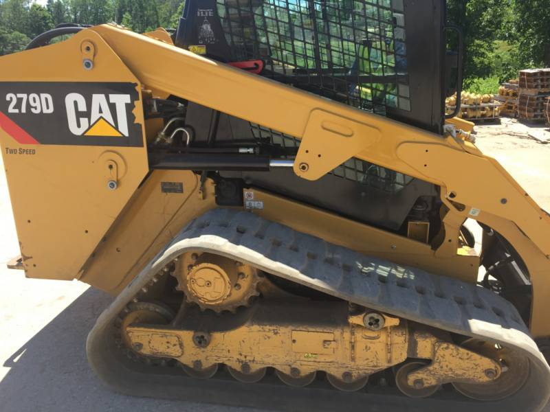 CATERPILLAR MULTI TERRAIN LOADERS 279D equipment  photo 13